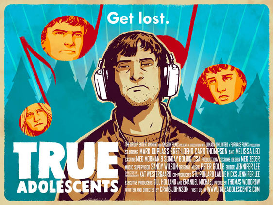 True Adolescents Poster #2