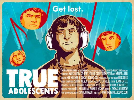 True Adolescents Poster #2