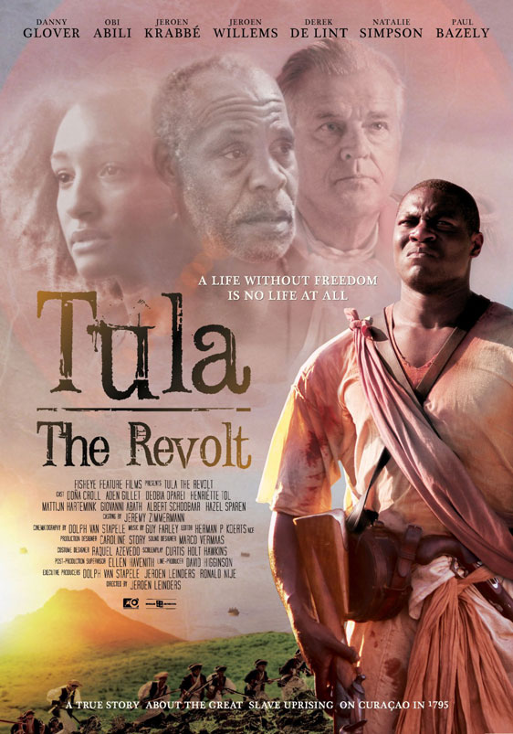Tula: The Revolt Poster