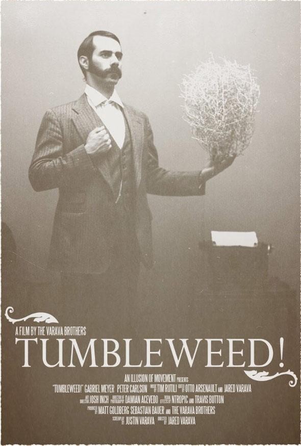 Tumbleweed! Poster