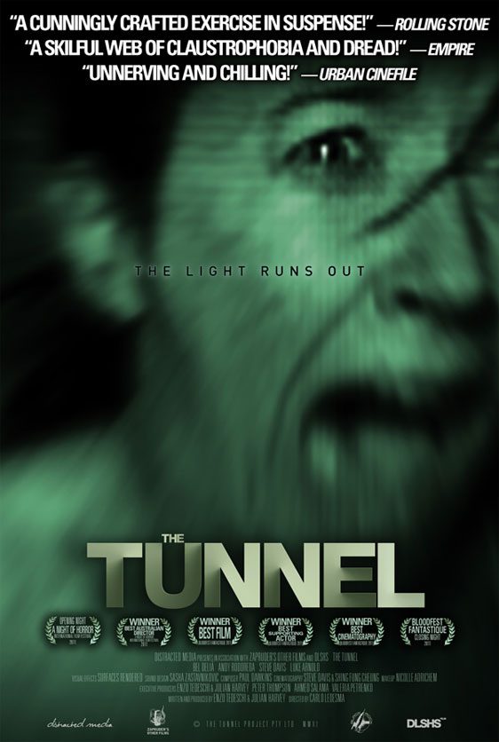 The Tunnel Poster #2
