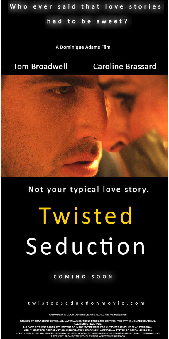 Twisted Seduction Poster #1