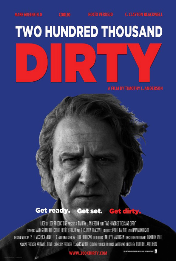 Two Hundred Thousand Dirty Poster #1