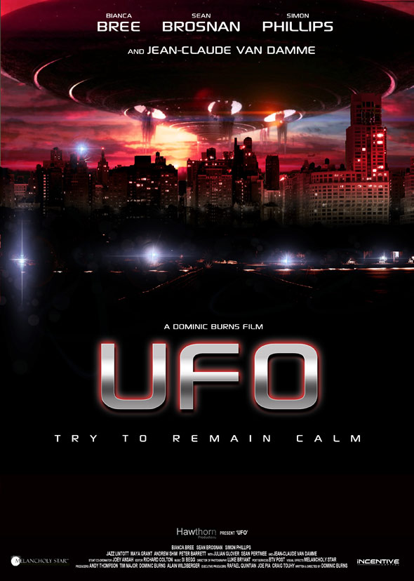 U.F.O. Poster