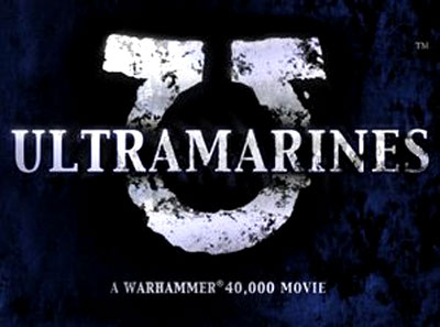 Ultramarines Poster