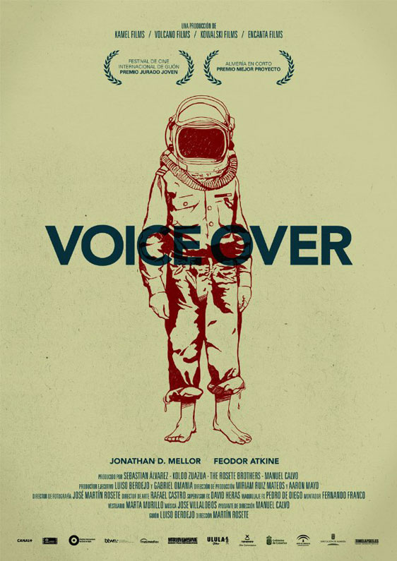 Voice Over Poster #1