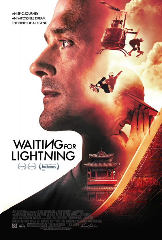 Waiting For Lightning Poster #1