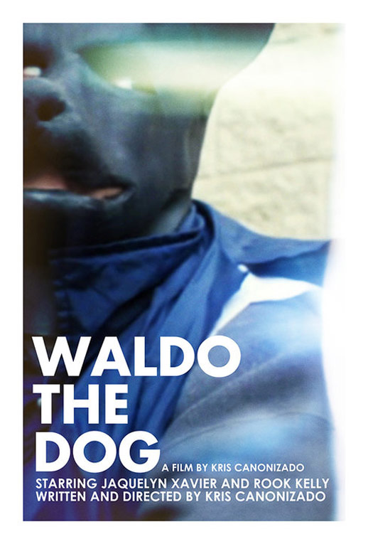 Waldo the Dog Poster