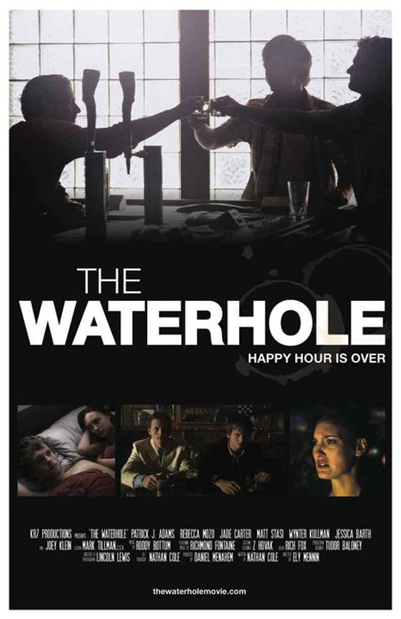The Waterhole Poster