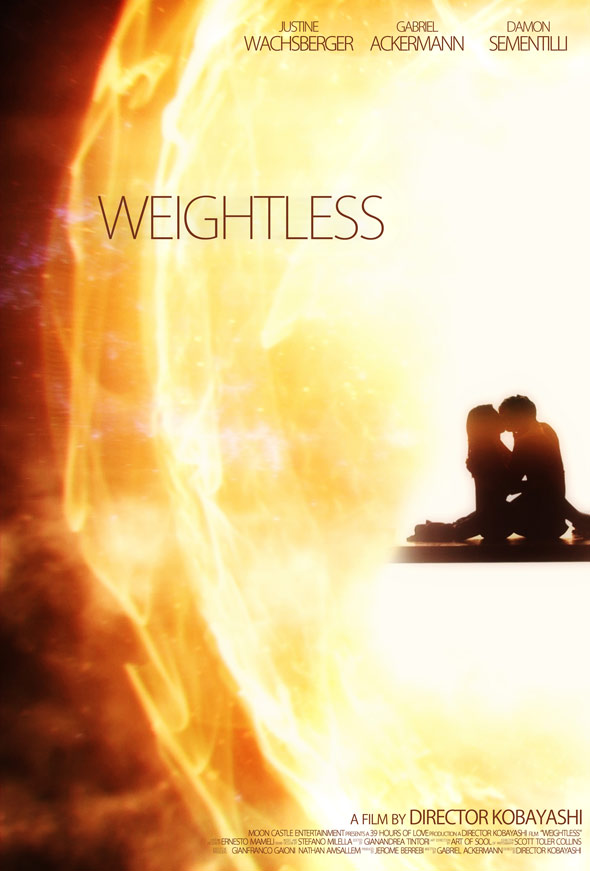 Weightless Poster