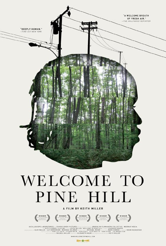 Welcome to Pine Hill Poster #1