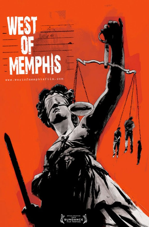 West of Memphis Poster #1
