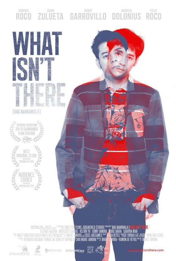 What Isn't There (Ang Nawawala) Poster