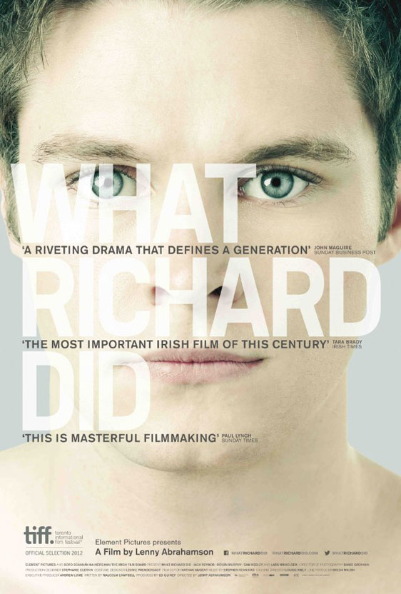What Richard Did Poster #1