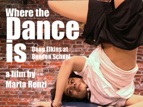 Where the Dance Is Poster