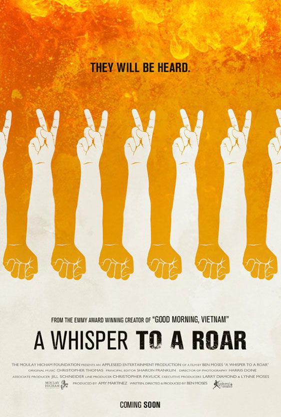 A Whisper To A Roar Poster