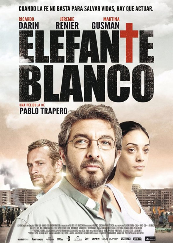 White Elephant (Elefante Blanco) Poster