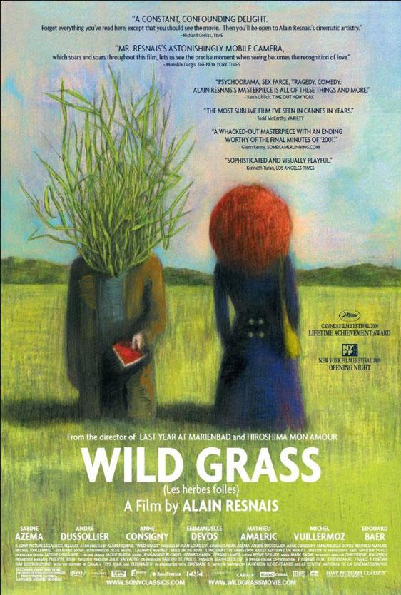 Wild Grass (Les herbes folles) Poster