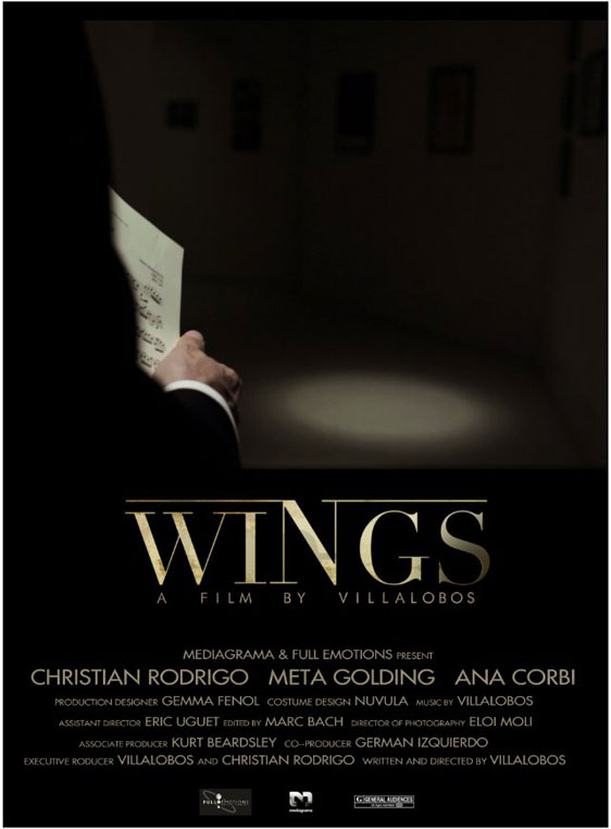 Wings Poster #1