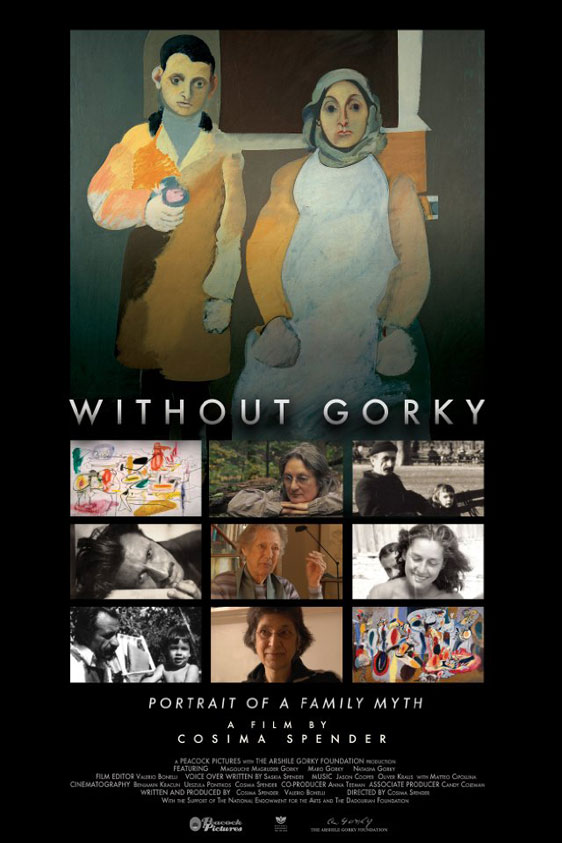 Without Gorky Poster