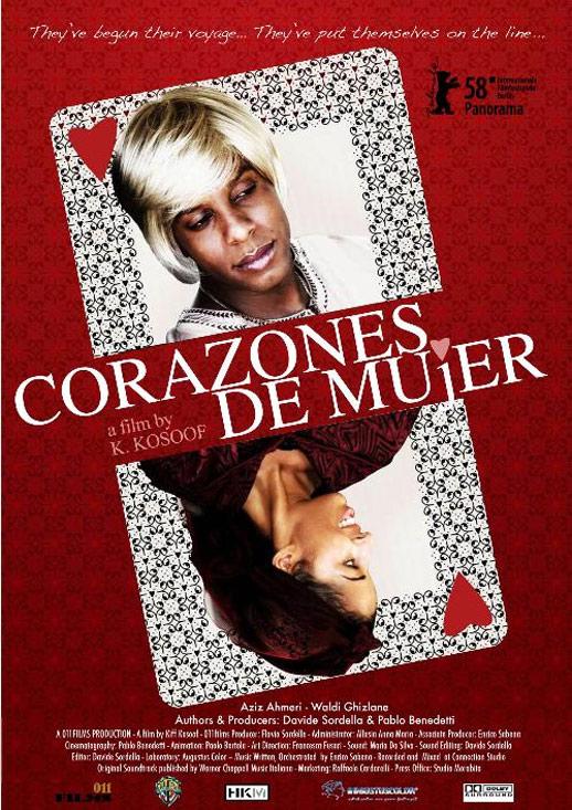 Woman's Hearts (Corazones de Mujer) Poster
