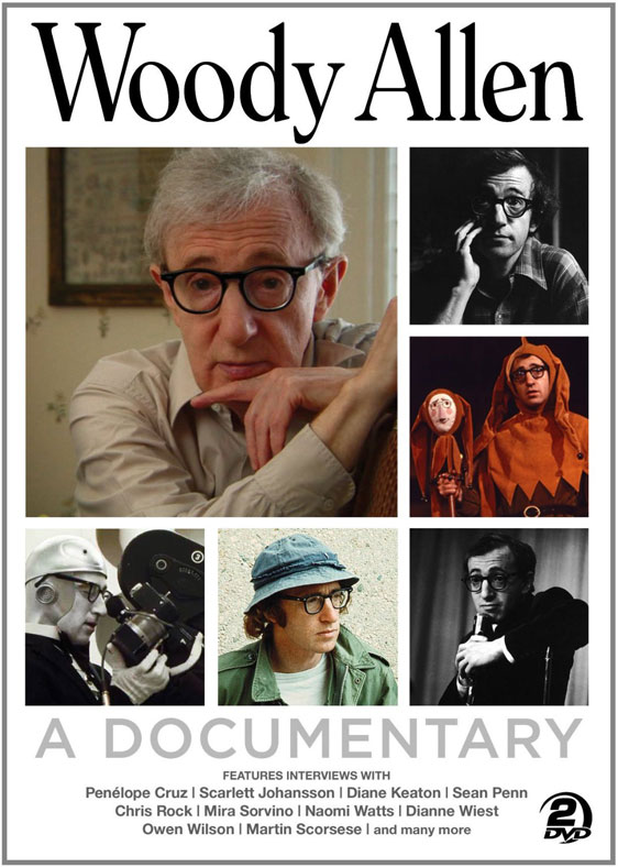 Woody Allen: A Documentary Poster #1