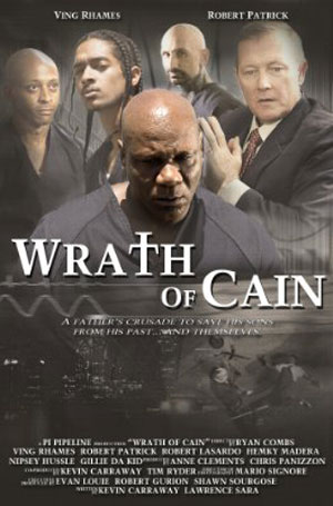 The Wrath of Cain Poster