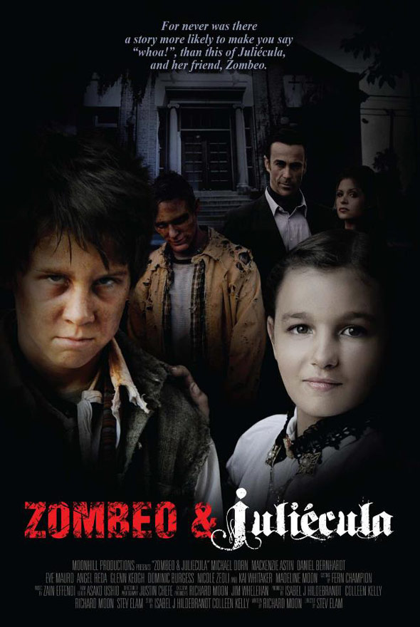 Zombeo & Juliecula Poster