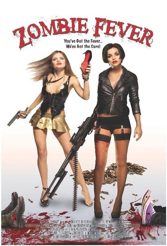 Zombie Fever (Zomek Kahnkyah) Poster