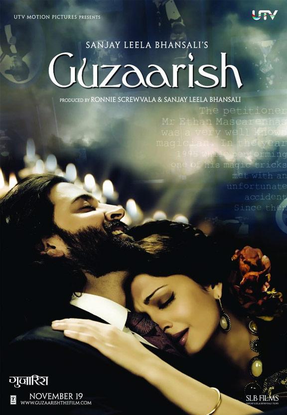 Guzaarish Poster #1