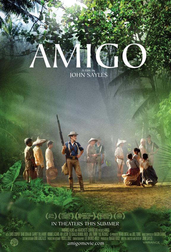 Amigo Poster #2