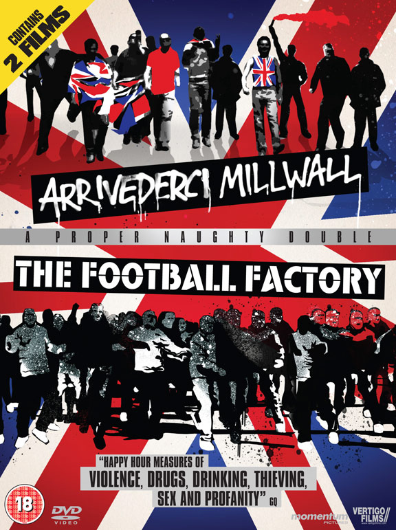Arrivederci Millwall Poster #1