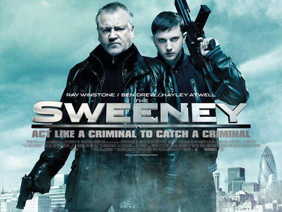 The Sweeney Poster #3