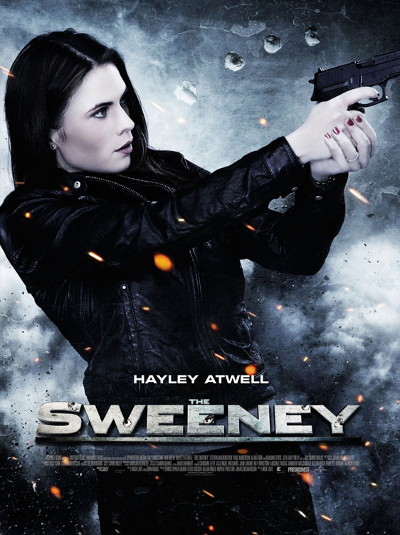 The Sweeney Poster #4