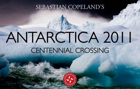 Antarctica Crossing Poster
