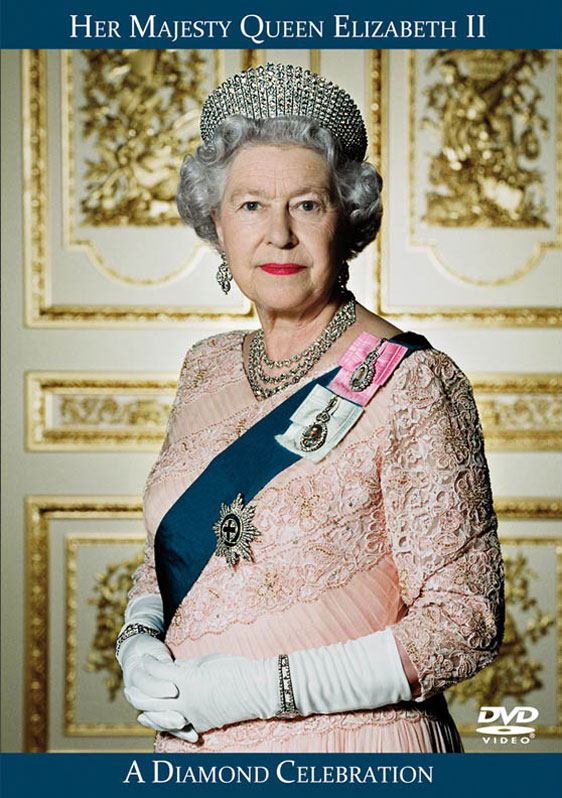 Her Majesty Queen Elizabeth II: The Golden Reign Poster