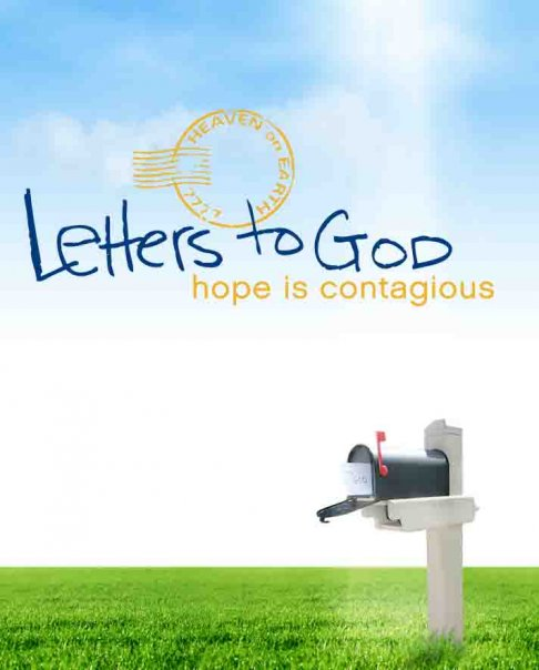 Letters to God Poster #3