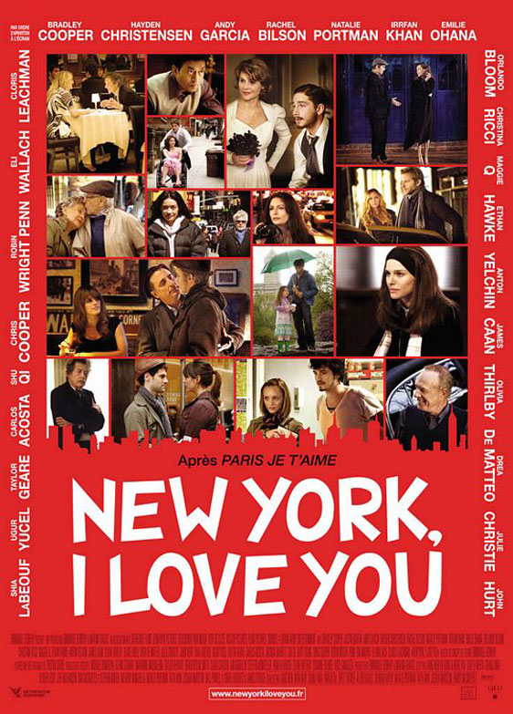 New York, I Love You Poster #7