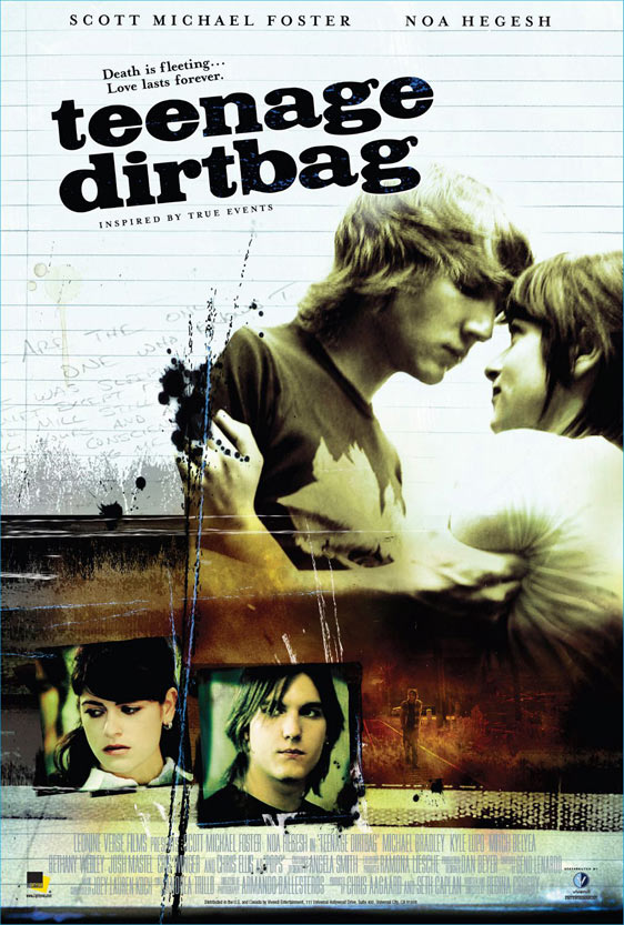 Teenage Dirtbag Poster