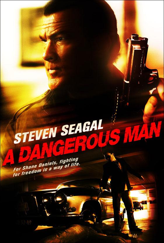 A Dangerous Man Poster