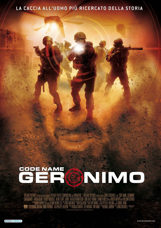Code Name: Geronimo Poster #2