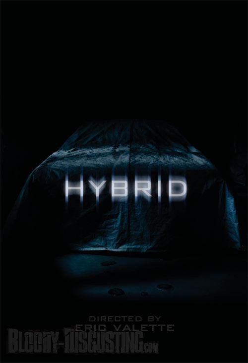 Super Hybrid Poster