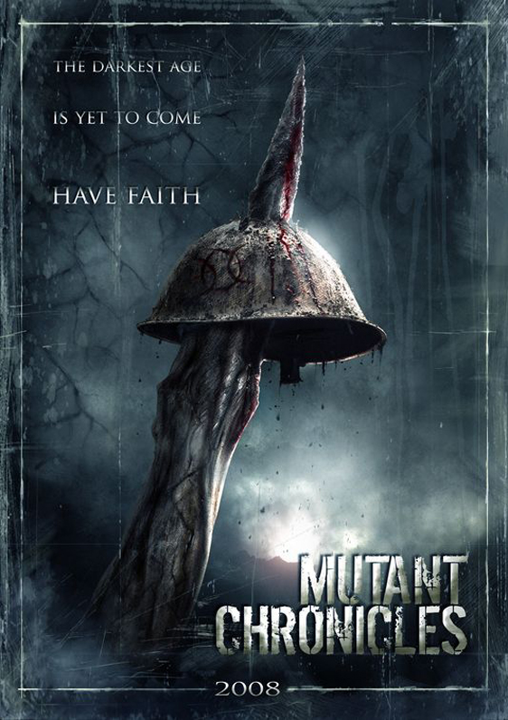 Mutant Chronicles Poster #2