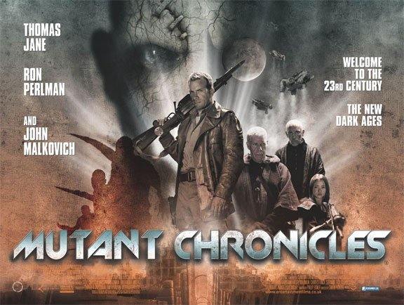 Mutant Chronicles Poster #3