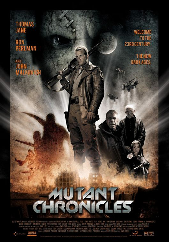 Mutant Chronicles Poster #1