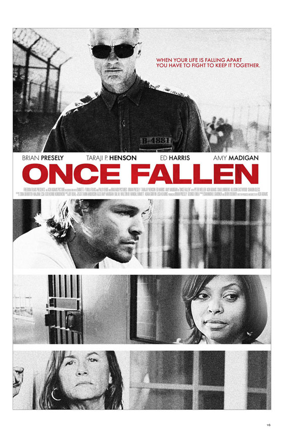 Once Fallen Poster #1