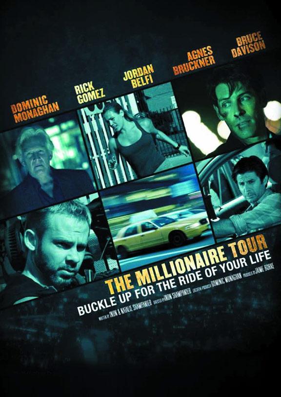 The Millionaire Tour Poster #1