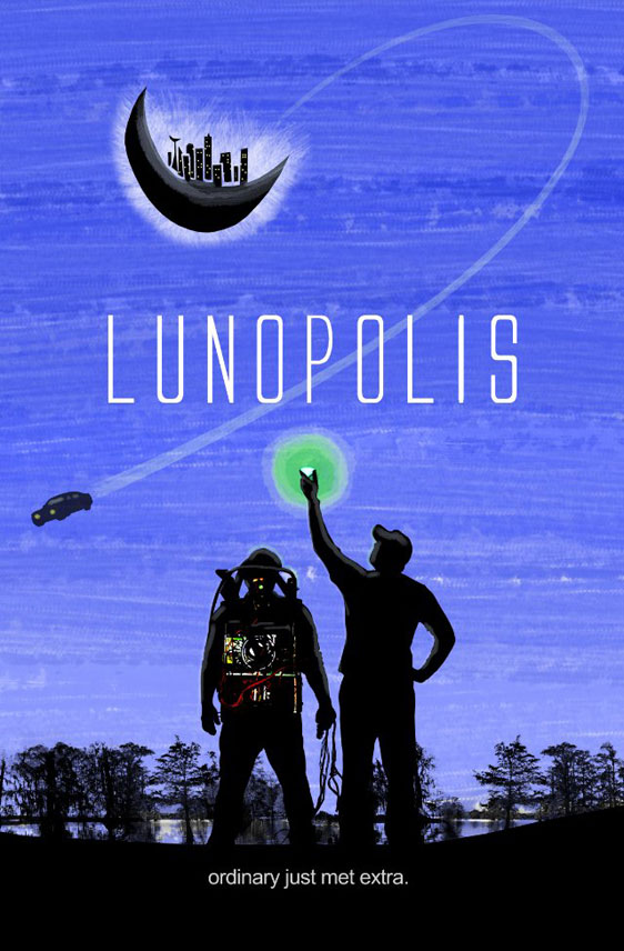 Lunopolis Poster