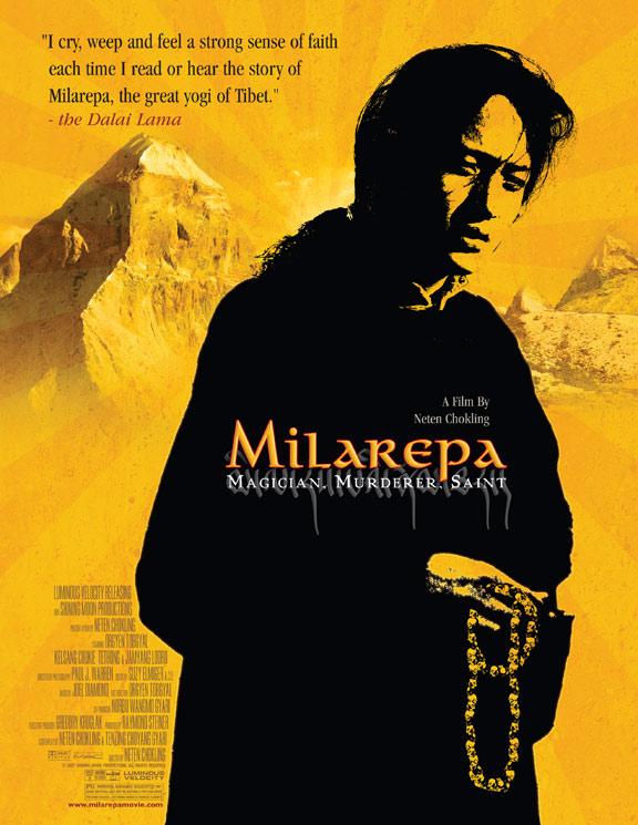 Milarepa - Magician, Murderer, Saint Poster