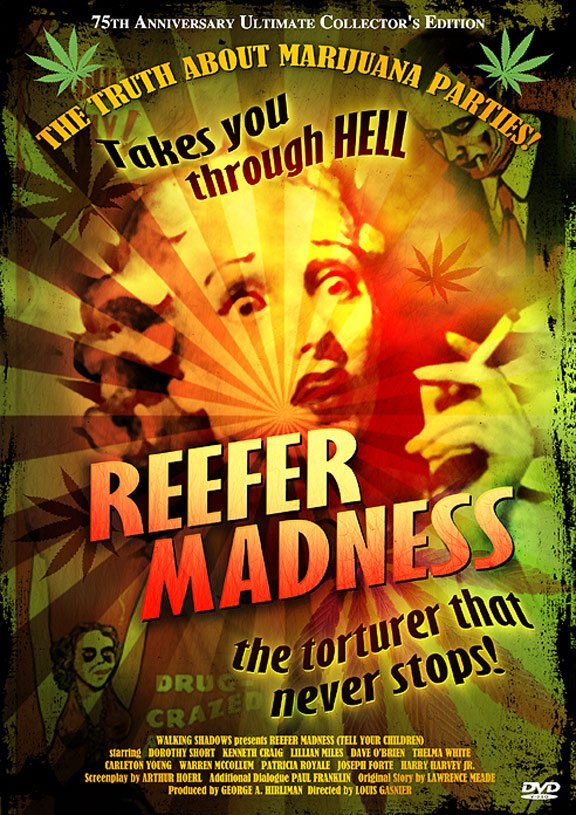 an analysis of the film reefer madness (the entire section is 2219 words) get free access to this reefer madness study guide start your 48-hour.